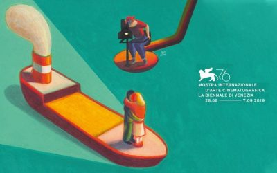 Le shopper in neoprene Tucano custodiranno gli attesissimi Leoni d'Oro, protagonisti della 76. Mostra Internazionale del Cinema di Venezia