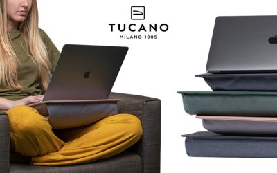 Remote working? With Tucano all our accessories are ready to get to work