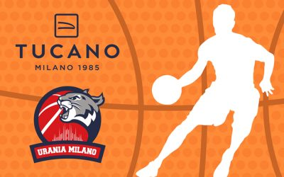 Tucano and Urania Basket Milano. Teaming up for excellence