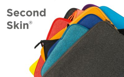 Second skin®, the iconic stretchy cover for MacBooks and Laptops designed by Tucano
